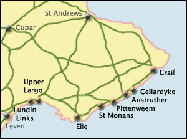Fife Map