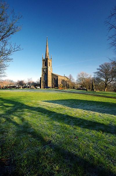St Anne's Church, Chapeltown