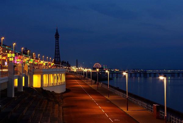 North Promenade, Blackpool