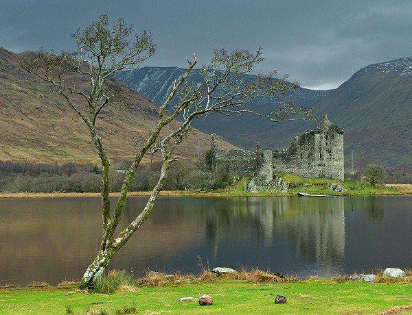 Kilchurn Castle & Loch Awe