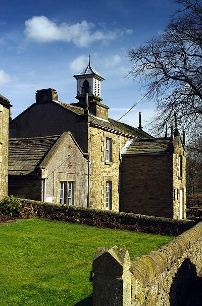 Old Schoolhouse, Hollinsclough