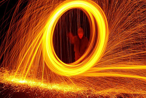 Adventures with Steel Wool
