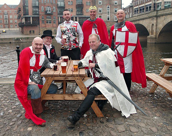 St George's Day celebration