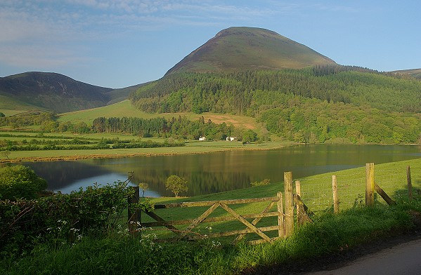 Carling Knott from Loweswater