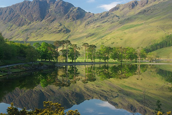Reflections in Buttermere