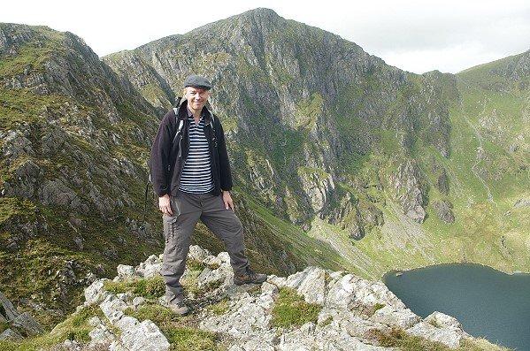 Rugged Mountain Man (Not!)