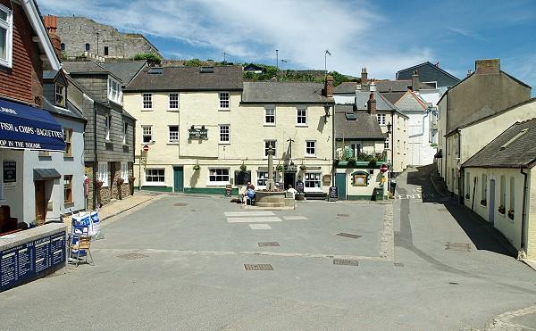 Cawsand Village Square