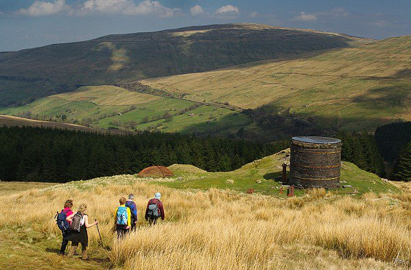 Blea Moor Air Shaft.
