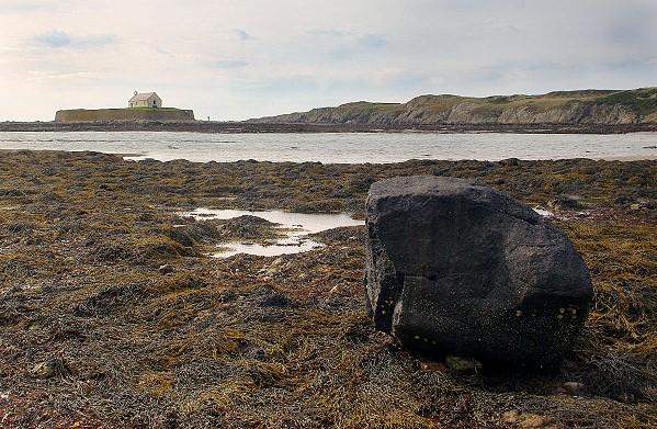 St Cwyfan's Church, Church-in-the-sea