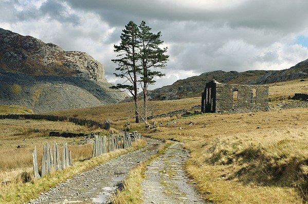 Cwmorthin Chapel