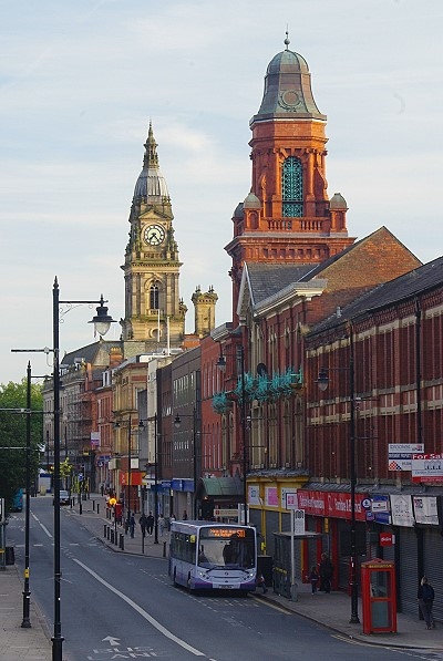 Knowsley Street - Bolton
