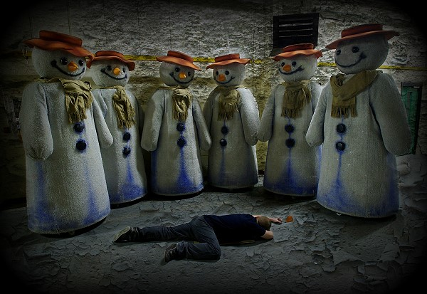 The Snowmen's Revenge!