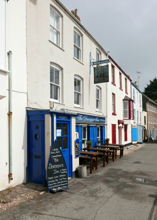 The Devonport Arms, Kingsand