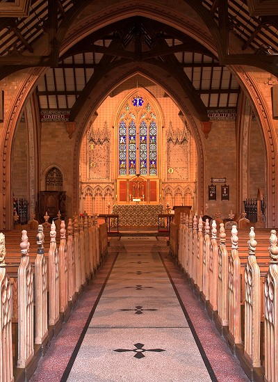 St Stephen & All Martyrs Church