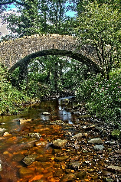 Saddle (Fairy) Bridge