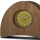 Medium mantle clock