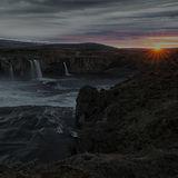 Godafoss Sunrise