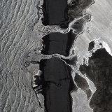 Glacial Lake Aerial