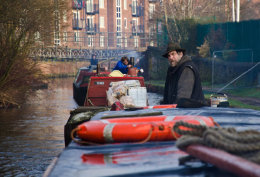 A Canal Journey - documentary/editorial photography