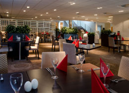 WINCHESTER, HAMPSHIRE: Holiday Inn - restaurant