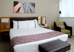 WINCHESTER, HAMPSHIRE: Holiday Inn - guest room