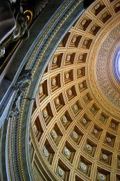 ROME: Pantheon interior
