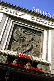 PARIS, FRANCE: Folies Bergere