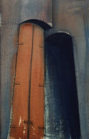 not titled (rusty doors) 1993