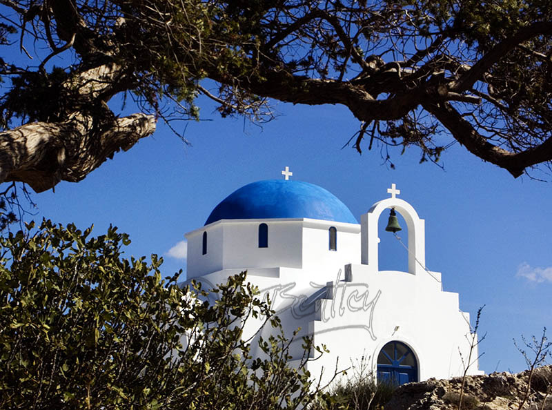 A Church in Anti-Paros.