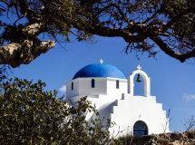 A Church in Anti-Paros.