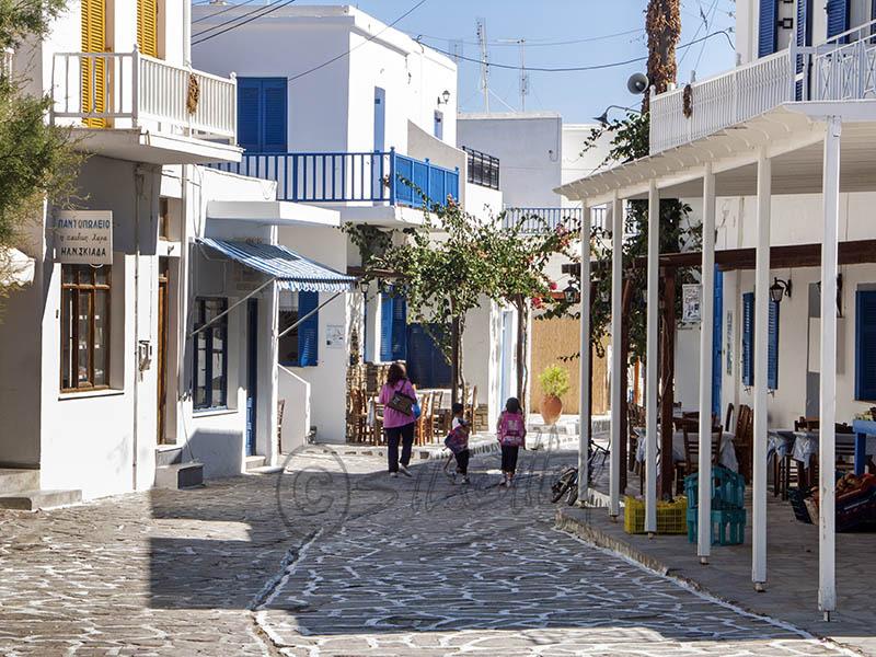 A Street in Anti-Paros.(c).