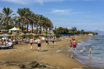 Agia Marina Beach, Chania
