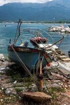 Boat at Skala Panagia