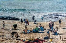 Devon Beach 1994