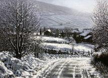 Greenfield in Winter