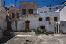 Houses in Agia Marina.