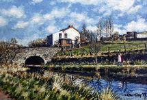 Huddersfield Narrow Canal at Diggle
