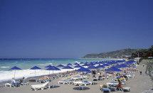 Ixia Beach.
