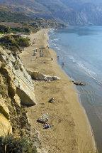 Kalamaki Beach. (a).