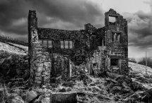 Old Farmhouse, Diggle.