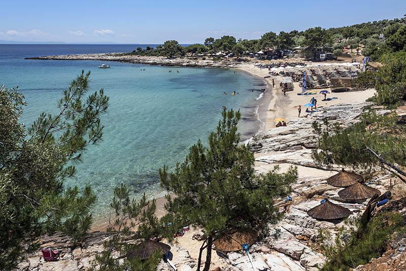 Psili Amos Beach