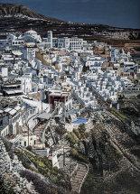 Thira Town, Santorini