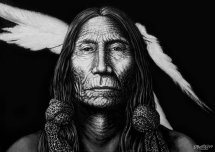 Southern Cheyenne.