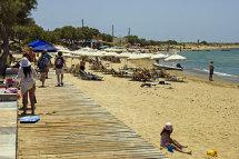 St.Georges Beach. (a)