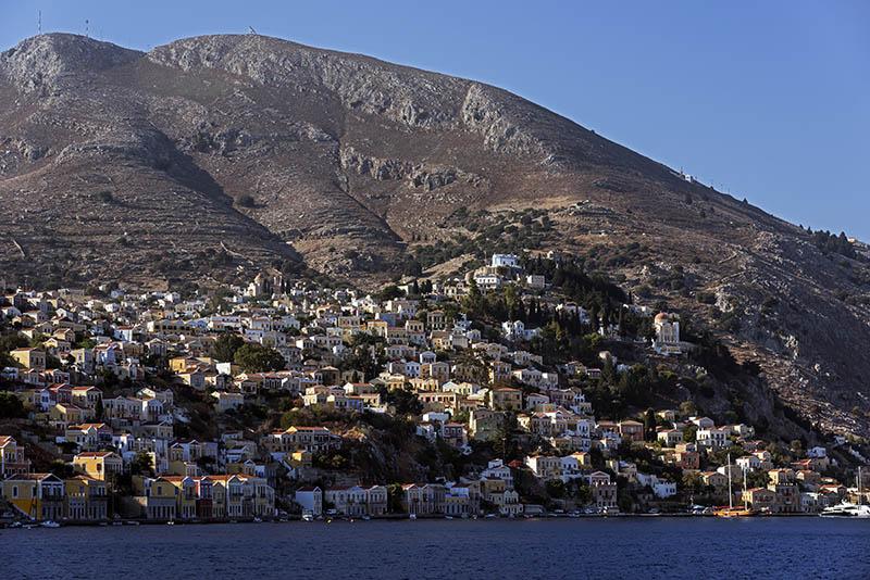 Symi Town & Port