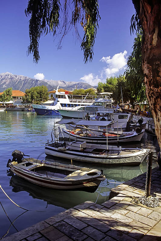 Vassiliki Village Harbour.(a).