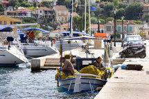Vathi Harbour. (c)