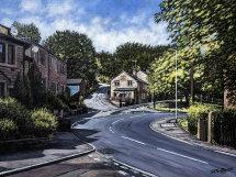 Wall Hill Road, Dobcross.
