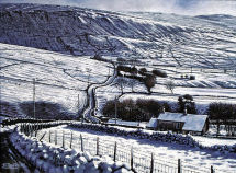 Winter in Diggle