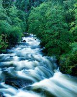 The Glaslyn Gorge